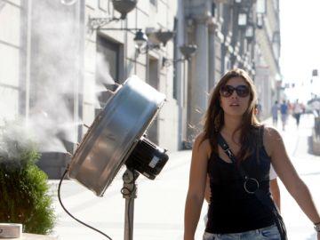 Ventiladores contra el calor