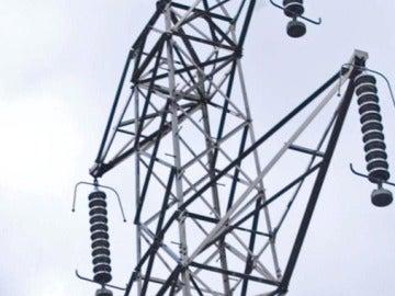 Imagen de un torre eléctrica