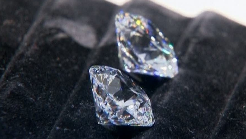 Diamantes gemelos