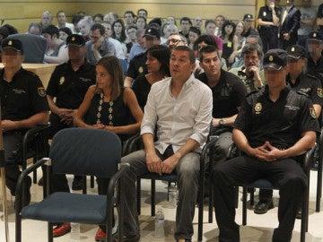 Otegi durante el juicio del 'caso Bateragune' en 2011