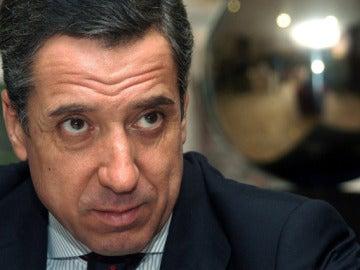 El ex ministro de Trabajo, Eduardo Zaplana