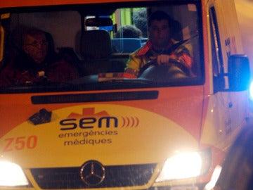 Ambulancia - Imagen de archivo