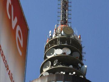 Control de informativos de RTVE