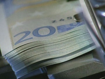 Billetes de veinte euros