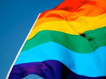 Bandera multicolor