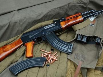 Rifle AK 47