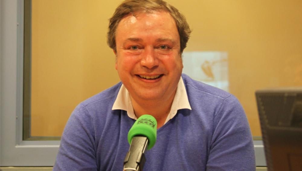 Juan Soler, alcalde de Getafe