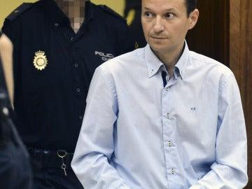 José Bretón en la última jornada del juicio.