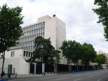 Embajada de Estados Unidos en España