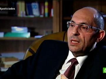 Elpidio Silva, el juez que mandó al banquero a prisión