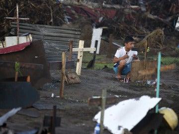 tifón Yolanda