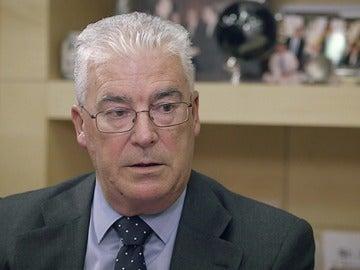 José Antonio López Casas, director general de 'Accesos de Madrid', la concesionaria que gestiona la R3 y la R5
