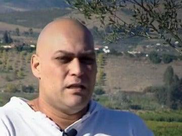 Miguel Pacheco, fundador del 'Er Banco Bueno'