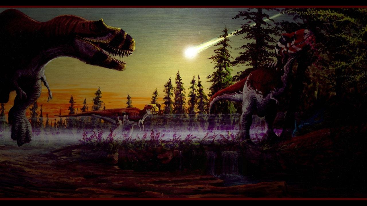 Chixculub, el meteorito que extinguió a los dinosaurios