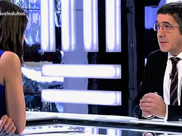 Entrevista a Patxi López