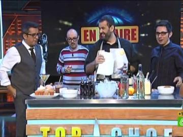Top Chof con Toni Nievas