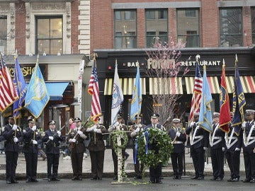 Primer aniversario de los atentados del maratón de Boston
