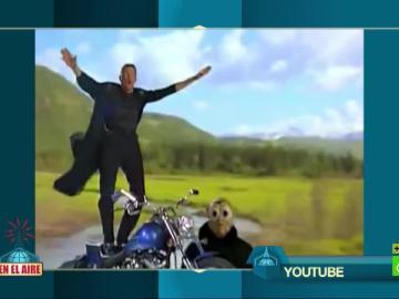 Videoclip de David Hasselhoff