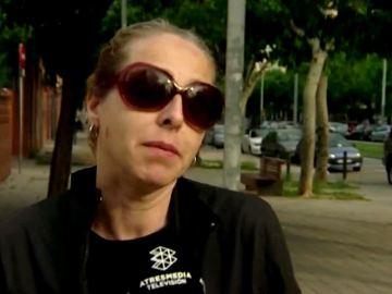 Esther Quintana habla para Atresmedia