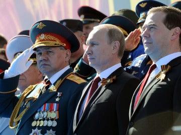 Putin visita Crimea por primera vez tras su anexión a Rusia