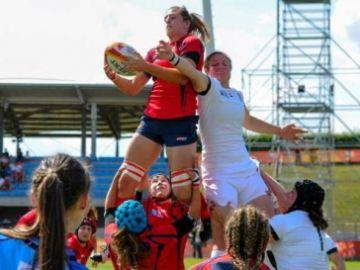 Selección Española de Rugby femenino