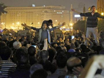 Protestas contra la absolución de Mubarak
