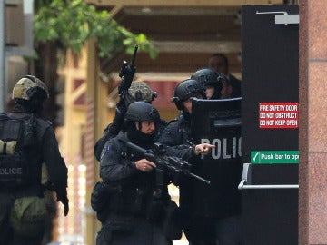 La Policía australiana se prepara