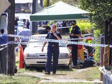 La policía acordona la vivienda en la que se han encontrado a los ocho niños muertos en Australia
