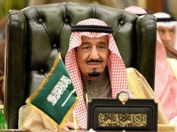 El rey saudí, Salman bin Abdulaziz