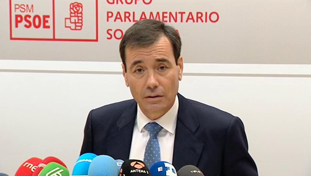 Tomás Gómez, Carmen Chacón, PSM, PSOE, Comunidad de Madrid, Pedro Sánchez, primarias