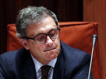 Jordi Pujol Ferrusola, el primogénito del expresidente catalán Jordi Pujol.