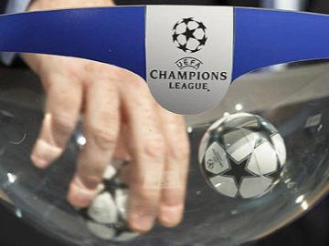 Sorteo de octavos de final de Champions League