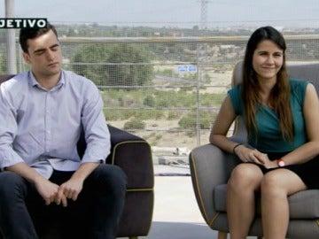 Laura Olivera debate en 'El Objetivo'