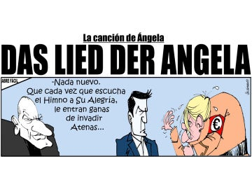 Das lied der Angela (30-06-2015)