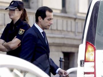 El exconsejero de Presidencia de la Comunidad de Madrid Salvador Victoria