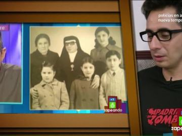 """Berto Romero: """"Lo bien que me queda el traje de monja se comenta poco en la televisión"""""""