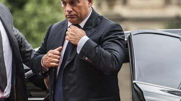 Así es Viktor Orban el guardían de la frontera húngara