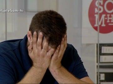 """Manel: """"Contigo me he llevado una gran decepción, me metiste mucha caña"""""""
