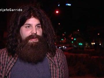 """Carlos: """"Un taxi Garrido ha traído un niño al mundo"""""""