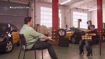 """Carlos, a Rafael: """"Lo más alegre que tienes es el tono del teléfono"""""""