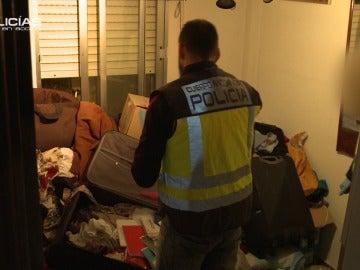 Los 'Policías en acción' desarticulan una red de venta de droga