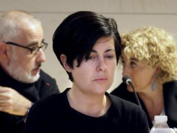 Rosario Porto en el juicio