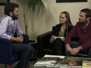 Gonzo entrevista a Estela Ordóñez y Antonio Lago, los padres de Andrea