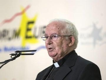 El arzobispo de Valencia, el cardenal Antonio Cañizares