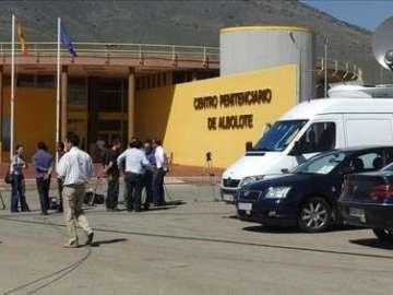 Imagen del exterior del centro penitenciario de Albolote, en Granada