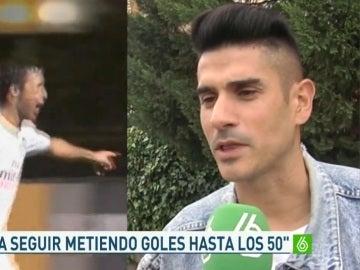 Álvaro Benito habla de Raúl