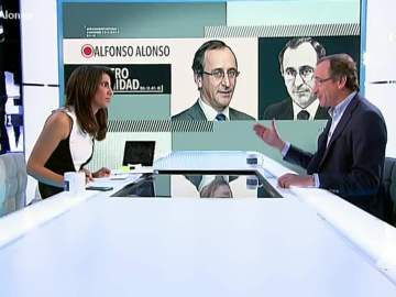 Alfonso Alonso habla sobre Rivera