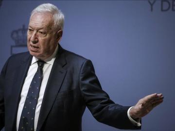 El ministro de Asuntos Exteriores, José Manuel García-Margallo