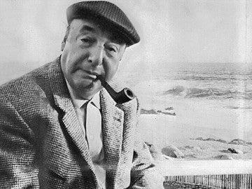 El poeta Pablo Neruda