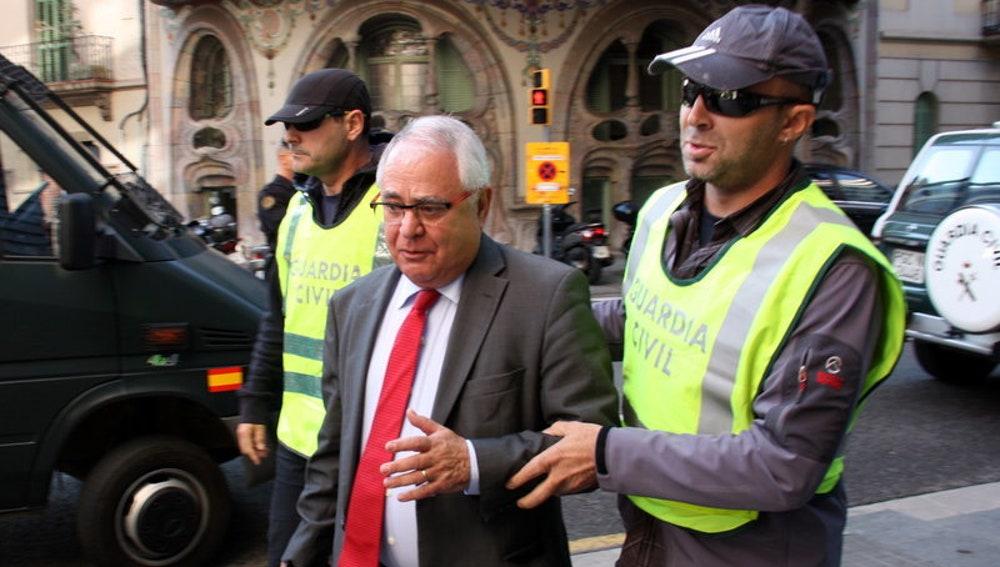 Andreu Viloca, extesorero del CDC